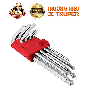 Bộ dụng cụ sửa chữa đa năng,Bộ đồ nghề đa năng,dụng cụ sửa xe,Bộ lục giác bi TRuper allx-7p.