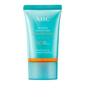 Kem chống nắng AHC Natural Perfection SPF50+/PA++++ (50ml)