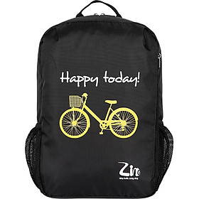 Balo SimpleCarry ZO1 Cycle (42 x 12 cm) - Black