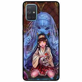 Ốp lưng dành cho Samsung A51 mẫu Oan Hồn Thiếu Nữ