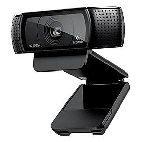 Máy Quay Quan Sát Logitech HD Pro Webcam C920 - Hàng Chính Hãng