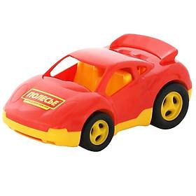 Xe Đua Virage Đồ Chơi Polesie Toys - Màu Đỏ
