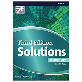 Solutions: Elementary: Student's Book - 3rd Edition