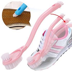 Bàn Chải Chà Chân Và Giặt giày đa năng - Màu Ngẫu nhiên