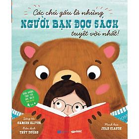 Gấu Là Bạn Đọc Sách Tuyệt Vời Nhất