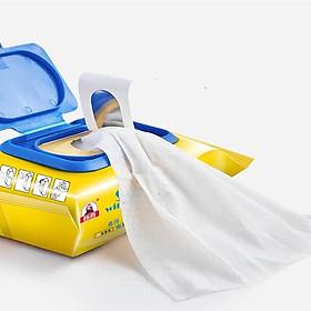 Gói 30 khăn giấy ướt lau giày, túi xách,... chuyên dụng đa năng
