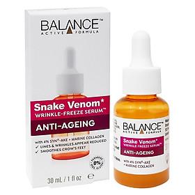 Serum BALANCE Snake Venom Nọc Rắn Chống Lão Hóa Giảm Nếp Nhăn