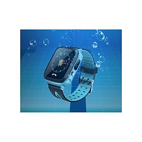 Đồng hồ thông minh trẻ em nghe gọi, định vị GPS, có nút gọi SOS, chống nước độ sâu 50m