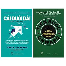 Combo Sách Kinh Tế: Cái Đuôi Dài + Tiến Bước - (Cuốn sách Là Nguồn Tham Khảo Quý Cho Các Doanh Nhân / Tặng Kèm Bookmark Greenlife)
