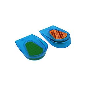 Lót Giày Silicon Bảo Vệ Quanh Gân Gót Chân Spenco Heel Cup W39-826-02 (Size 35-40)