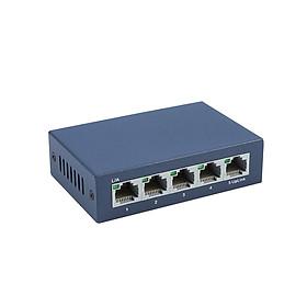 Bộ chia mạng switch 5 cổng RJ45 10/100/1000Mbqs Acorid LS5GT Ethernet Network - Hàng chính hãng