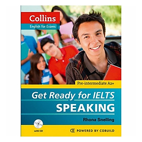 Collins Get Ready For Ielts Speaking (Incl. 2 Cd)