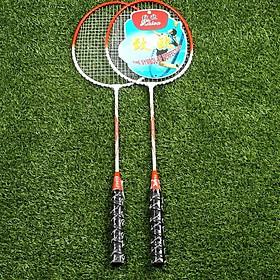 Bộ 2 cây vợt cầu lông + Tặng túi đựng vợt- Set 2 vợt chơi cầu lông cho gia đình