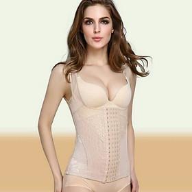 Áo gen bụng nâng ngực định hình toàn thân