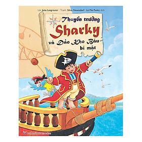 Hình đại diện sản phẩm Thuyền Trưởng Sharky - Đảo Kho Báu Bí Mật