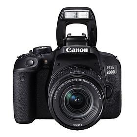 Máy Ảnh Canon EOS 800D Kit (18-55 IS STM) - Hàng Nhập Khẩu