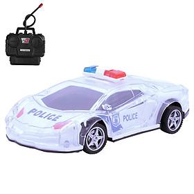 Đồ chơi trẻ em - Xe đua điều khiển từ xa có đèn FD-0002