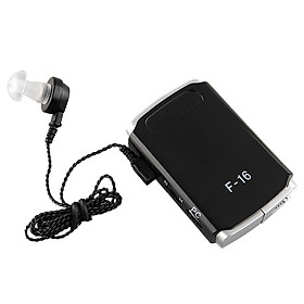 Digital Hearing Aid Aids Mini Adjustable Amplifier Audiphone Acouophone