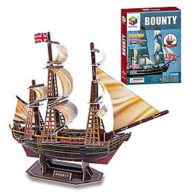 Mô Hình Giấy 3D Magic Puzzle: Thuyền Bounty B468-18