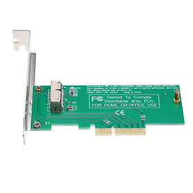 PCI-E SSD Adapter Card Replacement for Macbook Air and Pro Retina 2013 2014 2015 HDD Controller Converter to PCI Express