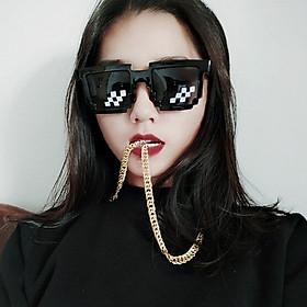 Mắt kính thuglife minecraft thời trang nam nữ siêu ngầu KM16