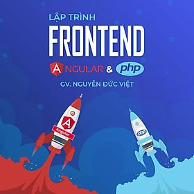 Lập trình frontend với Angular 1 và PHP