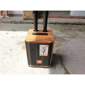 Loa Kéo JBZ J6 chính hãng tặng 2 mic không dây - Hàng Chính Hãng