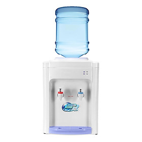 Cây nước nóng lạnh mini văn phòng máy nước để bàn dễ dàng sử dụng, vô cùng tiện ích