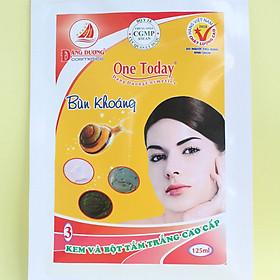ONE TODAY - Kem Và Bột Tắm Trắng Cao Cấp Bùn Khoáng