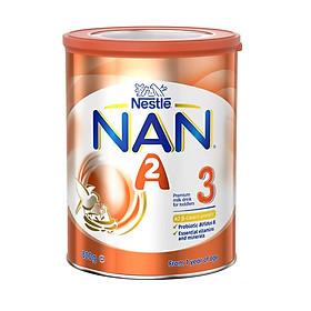Sữa bột công thức NAN A2 Toddler Stages 3 - Giai đoạn 3 cho bé trên 12 tháng tuổi
