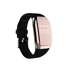 "0.66"" OLED Water-Proof BT4.0 Smart Wrist Band Touch Screen Smart Bracelet Fitness Tracker Heart Rate Pedometer Sleep"