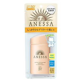 Sữa Chống Nắng Dịu Nhẹ Cho Da Nhạy Cảm Anessa Perfect UV Sunscreen Mild Milk 14706 (60ml)