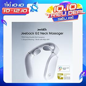 Máy Massage Cổ Xiaomi Jeeback G2 Xung TENS Kết Nối Qua Mijia App G2