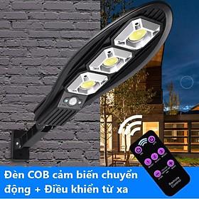 Đèn Cảm Biến Di Chuyển Thông Minh - Sử Dụng Năng Lượng Mặt trời - Chống Thấm Nước - Đèn Sân Vườn - K1129