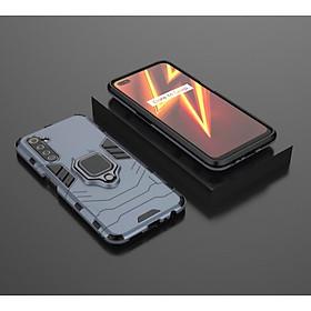 Ốp lưng chống sốc kèm iring cho Realme 6 Pro