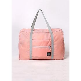 Túi du lịch gấp gọn có thể xách tay, gắn đầu kéo vali