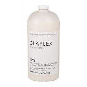 Kem phục hồi làm khỏe tóc Olaplex Bond Perfector No.2 chính hãng Mỹ 2000ml-1