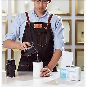 Máy xay tách cà phê tự động dạng cầm tay màu ngẩu nhiên