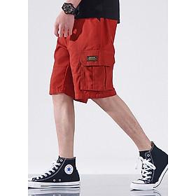 Quần Short kaki nam túi hộp - Street, Phong cách trẻ trung và năng động