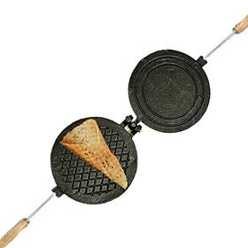 Khuôn Làm Bánh Kẹp Cuốn Bánh Ốc Quế Chống Dính Thơm Ngon