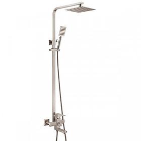Sen cây tắm đứng RANOX vuông nóng lạnh RN1232