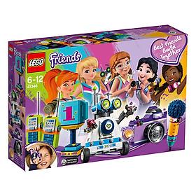 Bộ Lắp Ráp Chiếc Hộp Tình Bạn LEGO FRIENDS 41346 (563 chi tiết)