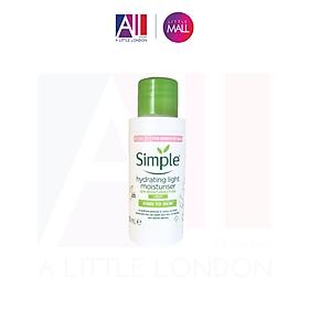 Kem dưỡng Simple Kind To Skin Hydrating Light Moisturizer 50ml