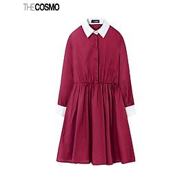 Đầm Nữ The Cosmo SARA DRESS Màu Đỏ TC2005246BU