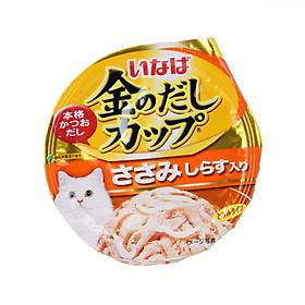 Pate Inaba cho mèo hộp nhựa 80gr