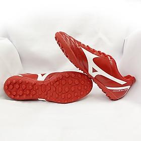 Giày đá bóng sân cỏ nhân tạo, giày đá banh đế cao su đã khâu sẵn siêu bền