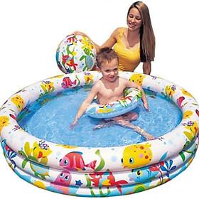 Bể bơi phao cho bé hàng chính hãng