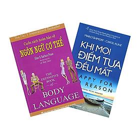 Combo Cuốn Sách Hoàn Hảo Về Ngôn Ngữ Cơ Thể - Body Language + Khi Mọi Điểm Tựa Đều Mất - Tái Bản (2 cuốn)