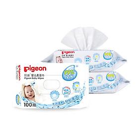 Khăn Ướt Trẻ Em Pigeon PL346