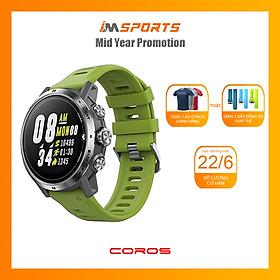 Đồng hồ chạy bộ thể thao GPS Coros Apex Pro - Hàng chính hãng